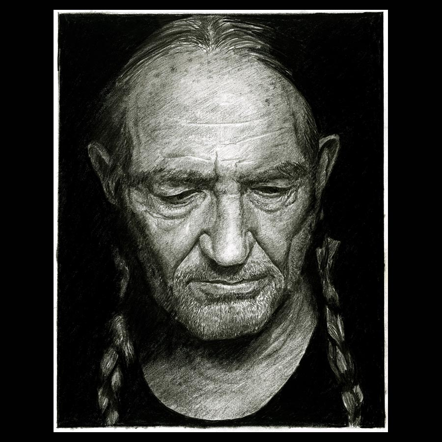 Underwood Drawings Portraits